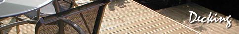 Decking Timber & Materials