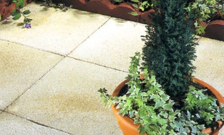 Textured Paving