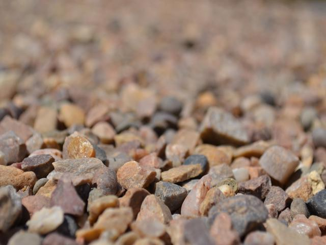 Brown Pea Gravel 171 Timberstore Uk